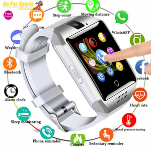 2019 Bluetooth Smart Watch Tou