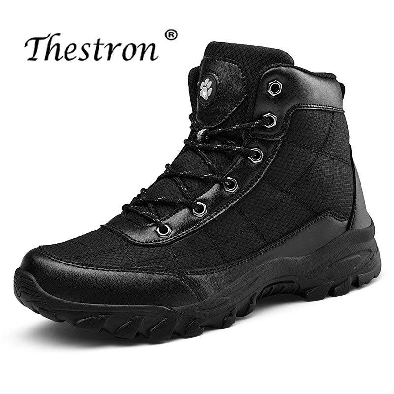 €28.9 43% de DESCUENTO Nuevas botas de trabajo para hombre talla de diseñador de marca 39 49 zapatos casuales de hombre negros pantalones de goma para