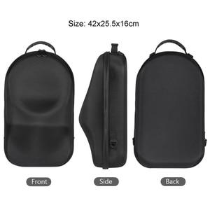 Image 4 - حقيبة واقية صلبة EVA ، حقيبة تخزين ، حقيبة حمل لـ oculus Rift S ، ملحقات سماعة ألعاب VR تعمل بالطاقة PC