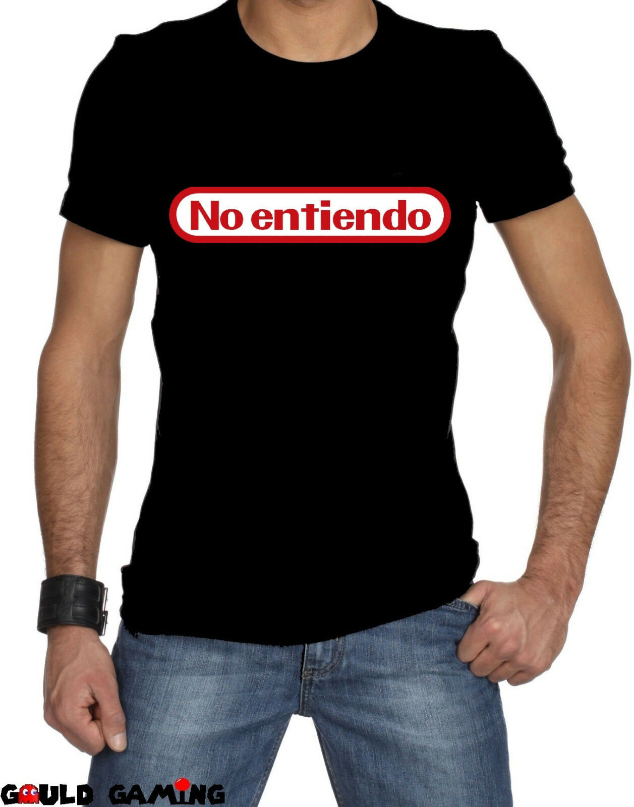 No Entiendo Nintendo T Shirt Unisex Adult Sizes Mario I Dont Understand New