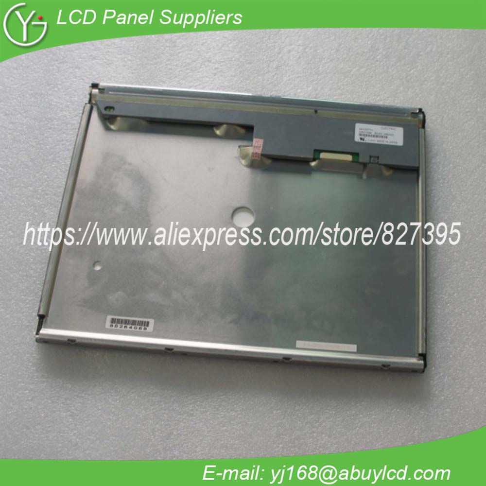 AA150XT01 15inch Lcd Display Panel 1024*768
