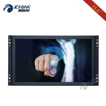ZK116TC-253D/11.6 12 inch Widescreen 1920x1080p HDMI USB Emb
