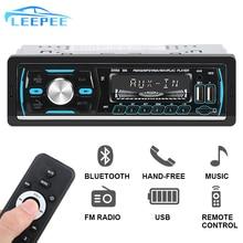 Radio-Receiver Mp3-Player Support Remote-Control Car-Stereo Bluetooth 1-Din Digital DAB/DAB