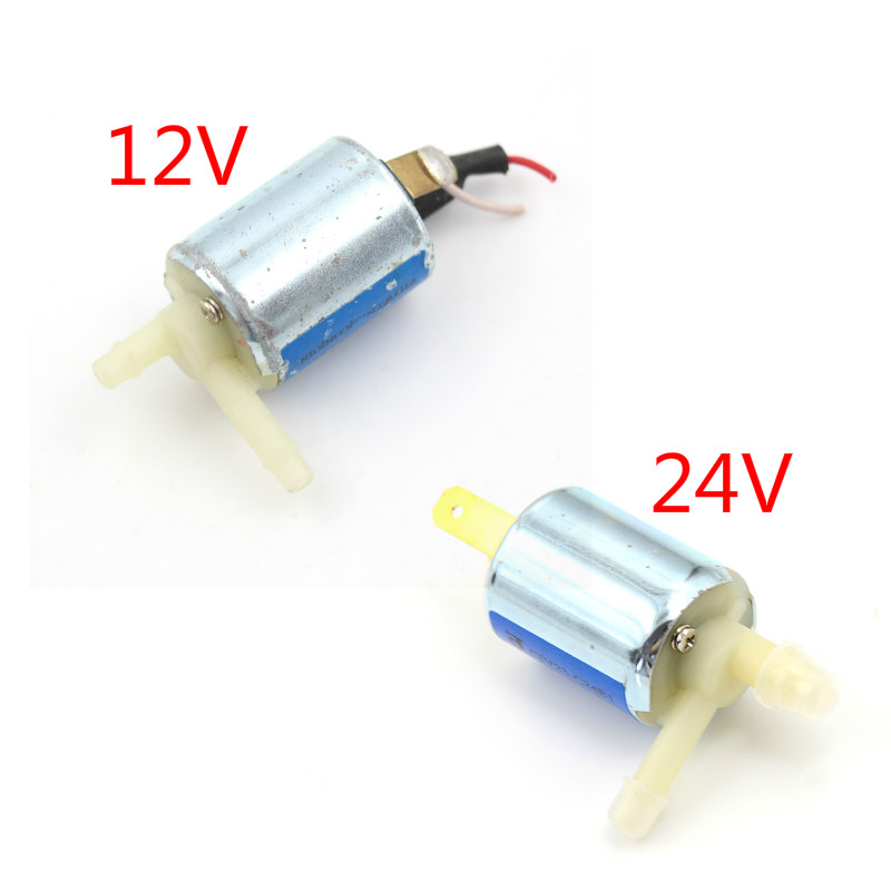 Mini Micro Solenoid Valve 12V 24V DC Electric Water Air Gas Valve Discouraged Normally Closed Drop Ship