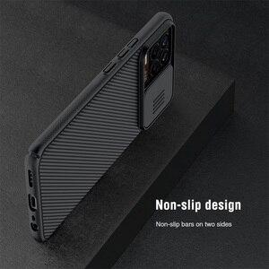 Image 4 - עבור OPPO Realme 8 Pro פרו מקרה Realme 8 כיסוי NILLKIN CamShield שקופיות מצלמה מקרה עדשת פרטיות הגנה חזרה כיסוי עבור realme8 Pro