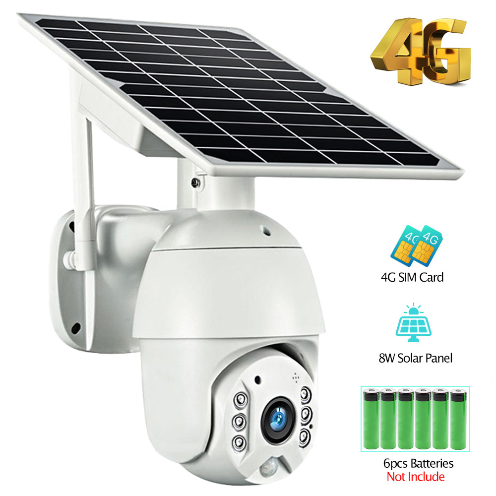 4G Wifi Dual audio Voice Intrusion Alarm Battery Powered Cameras1080P HD Solar Panel Outdoor Monitoring Waterproof CCTV Camera|Surveillance Cameras|   - AliExpress