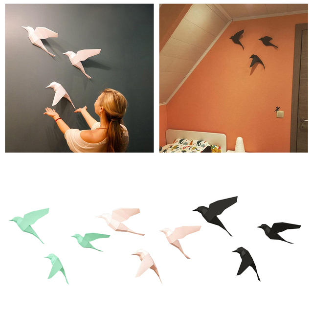 3D Paper Model Papercraft Puzzle Paper Craft DIY Scored Paper Templates Art 5