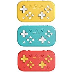 Image 5 - 8Bitdo Lite Bluetooth Gamepad Voor Nintendo Schakelaar Lite Gamepads Joystick Pc Raspberry Pi 3B + 4B Streamen Game Controller joypad