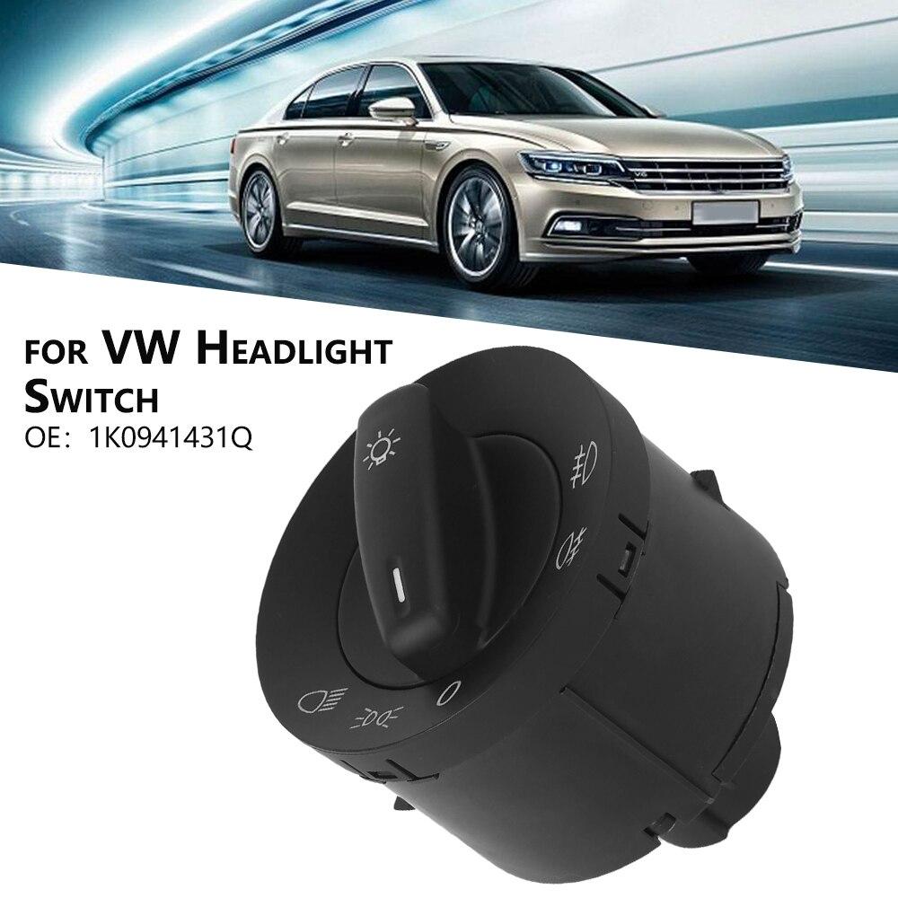 Противотуманная фара Headling светильник переключатель 1K0941431Q для Vw Golf Mk5 Caddy Jetta Touran Sagitar Passat Bora 1K0 941 431Q