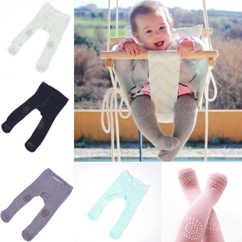 Toddlers Girls Kids Baby Layer Cotton Stockings Tights Pantyhose Cute 0-2 Years Baby Tights Baby Girls Clothes Winter Stockings