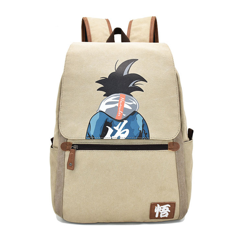 Goku school backpack