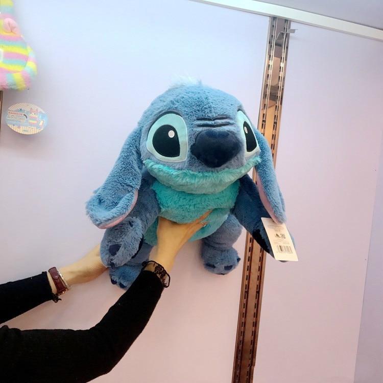 50cm Stitch Plush Doll Toys Anime Model Stuffed Animal Doll Cute Stich Plush Toy For Children Kids Birthday Xmas Gift