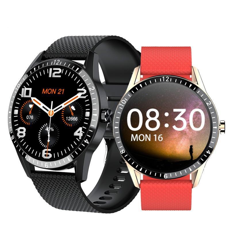 DealSmart-Watch Bluetooth-Call Blood-Pressure Fitness Custom Dial Y55 Sports Full-Touchÿ