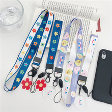 Cute lanyard for keys phone cord strap keychain on the neck Pendant keycord