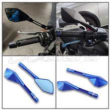 Motorcycle CNC Aluminum Rear View Rearview Mirrors Side Mirror For KTM 125 250 390 200 690 790 DUKE 990 SUPER DUKE R 2013-2020(China)