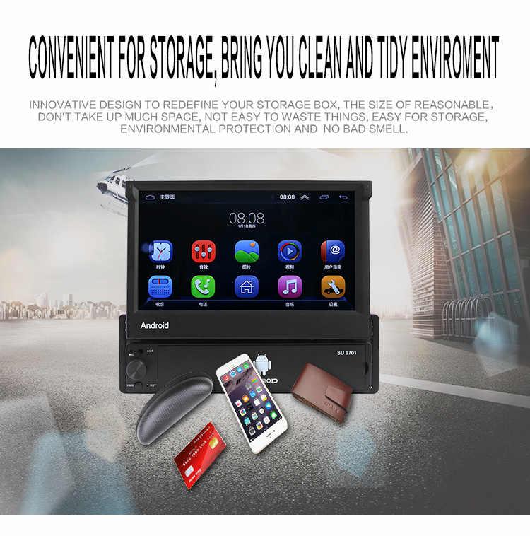 7 インチのアンドロイド Gps ナビゲーションの Bluetooth USB SD 1 Din タッチマルチメディアプレーヤーオーディオ Autoradio