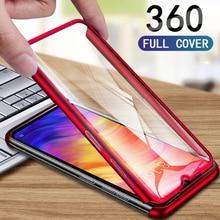 360 Degree Full Case For Redmi Note 8 7