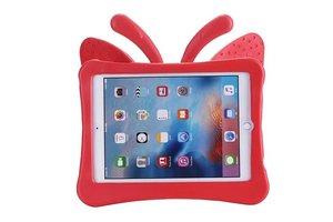 Image 4 - Cartoon Schmetterling EVA Kinder Safe Shock Proof Fall für Apple IPad 2 / 3 / 4 Tabletten Weiche Stand Halter shell für Ipad 4 Cover + Stift