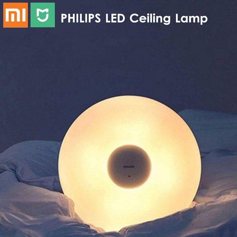 XIAOMI Mijia PHILIPS Smart LED plafonnier APP télécommande IP60 antipoussière gradation AC 100-240V plafonnier pour maison intelligente
