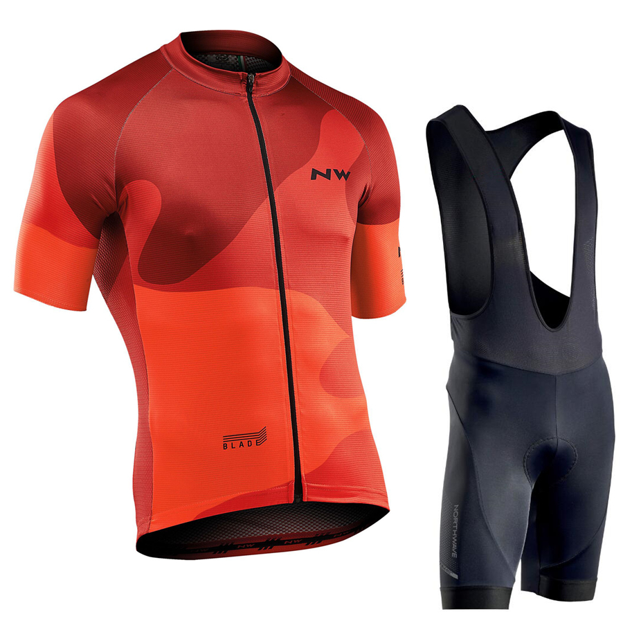 <font><b>NW</b></font> <font><b>2019</b></font> cycling jersey Men's style short sleeves cycling clothing sportswear outdoor mtb ropa ciclismo bike <font><b>Northwave</b></font> image