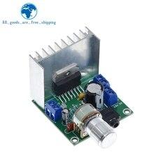 1PCS TDA7297 amplifier board digital amplifier board dual-channel amplifier board finished no noise 12V dual 15W (A type)