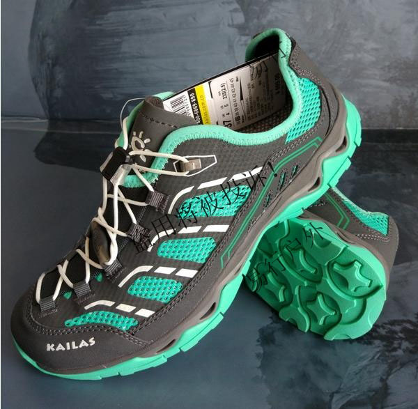 KAILAS super quality Women off-road breathable running shoes female countrycross Marathon racing shoes ladies wading sneakers