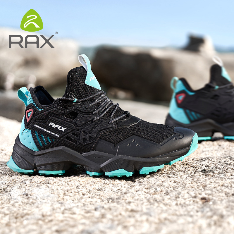 Rax  Men Hiking Shoes spring  winter Hunting boot Breathable Outdoor Sports Sneakers for Men Lightweight Mountain Trekking Shoes