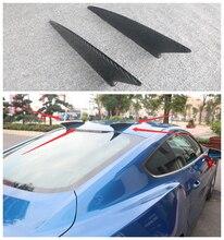 Высококачественный ветровой нож из углеродного волокна для крыши
