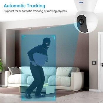 KERUI 1080P Tuya Smart Mini Wifi IP Camera Indoor Wireless Security Home CCTV Surveillance Camera 2MP Auto Tracking Night Vision 2