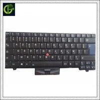 Französisch Azerty tastatur für IBM LENOVO thinkpad SL410 L410 SL510 L420 L410 L510 L412 L512 L520 L421 SL410K SL510K 45N2329 FR-in Ersatz-Tastaturen aus Computer und Büro bei