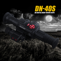 Digital Night Vision Infrared Scope Discovery 5 20 Magnification High Definition Cheap Price Night Riflescope with WIFI GPS