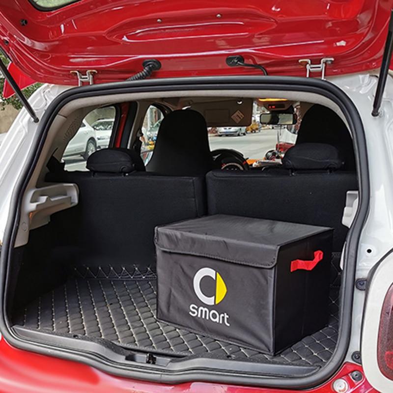 Car Trunk Folding Storage Box
