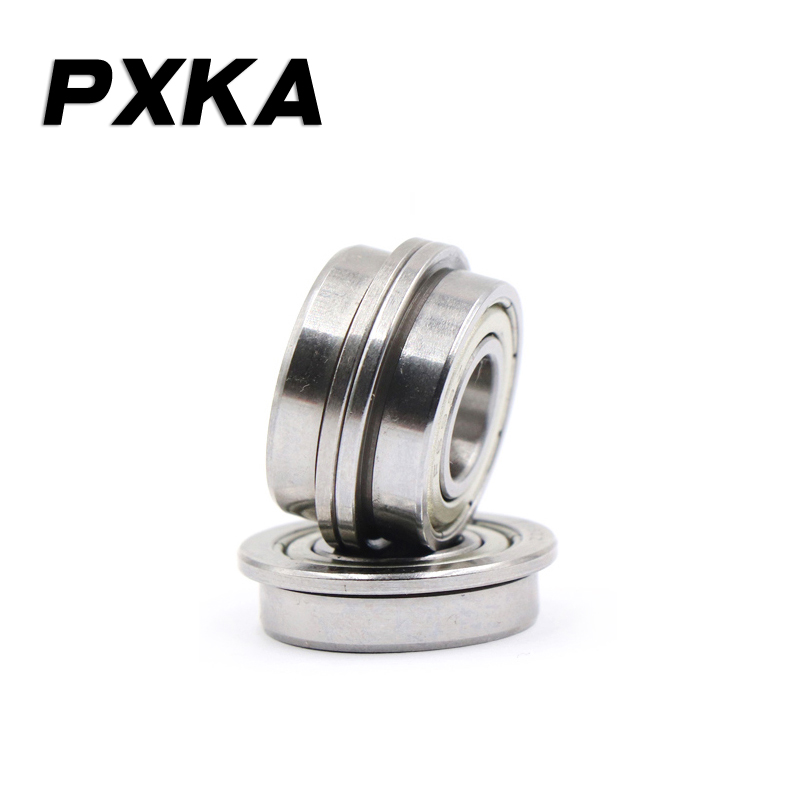 Free shipping open flange bearing F686 LF1360 F686K 6*13*3.5, F689ZZ F689-RS F628 / 9ZZ 9*17*5, FR8Z