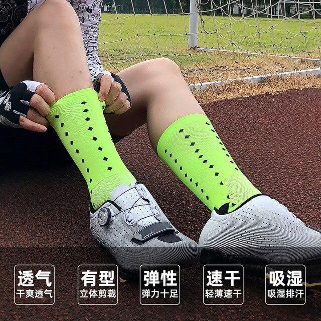 2020 pro equipe meias de ciclismo profissional mtb esportes da bicicleta meias alta qualidade correndo meias basquete muitas cores 6