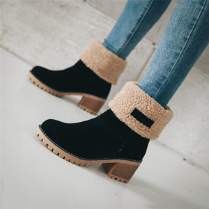 Woman Boots Winter outdoor kee