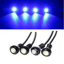 4x Blue/Green/Red/White/Ice blue LED Boat Light Waterproof Outrigger Spreader Transom Underwater Marine Dock Night
