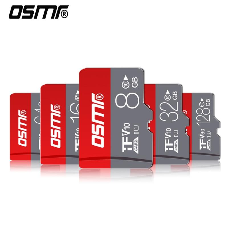 Z332 TF Flash Card Micro SD Card Class 10 8gb 16gb 32gb High Speed 64GB 128GB Standard Memory Card For Phone Pad Camer