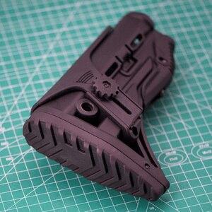 Image 2 - Pistola de aire de Airsoft AEG M4 AK Gel Blaster J8 J9 CS Sports, nailon táctico ajustable, disponible para accesorios de Paintball