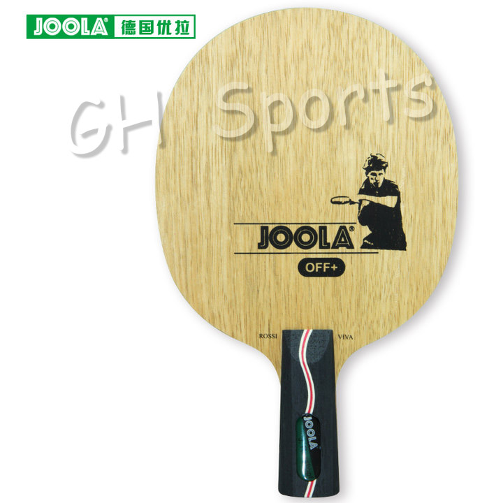 Joola ROSSI VIVA (Rosskopf 7 Ply Wood, Offensive Blade) Table Tennis Blade Racket Ping Pong Bat Paddle
