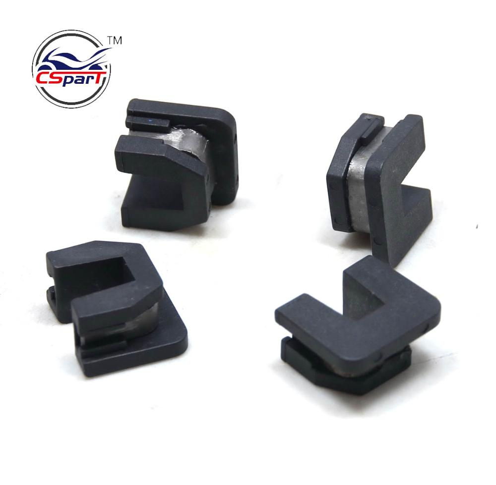 Slider Rubber Cushion For HS400 HS500 HS700 Hisun 400 500 700 400CC 500CC 700CC ATV QUAD CVT Primary Driver Clutch