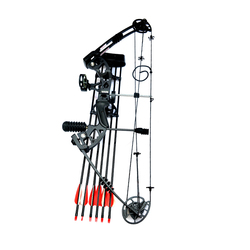 Bogenschießen 30-70 £ Pulley Bogen Einstellbar Arbeitssparende Struktur Jagd Outdoor Sport Jagd Schießen