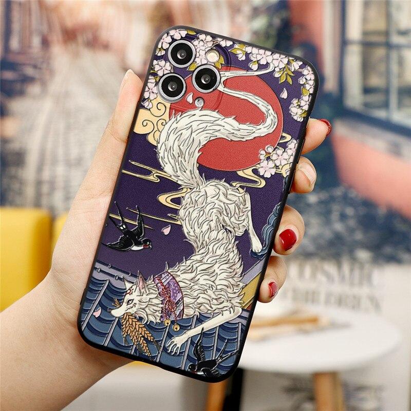 Cartoon Case for iPhone 12 mini