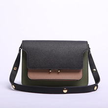 Genuine Leather Small Shoulder Luxury Brand Bag Female Crossbody Messenger Bags For Women 2019 High Quality Vintage Retro Bags стоимость