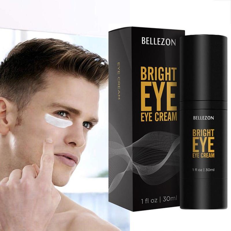 Bellezon Men's Lightening Fine Line Eye Cream Removes Dark Circles And Firming