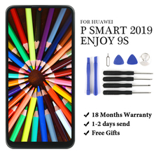 For  P smart 2019 Enjoy 9S LCD Display With Touch Screen Assembly Replacement For  Enjoy 9S LCD with Tools недорого
