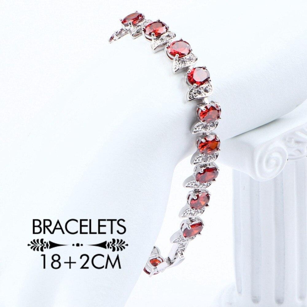 Cubic Zirconia Jewelry Sets