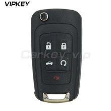 Чехол для автомобильного ключа remtekey с 4 кнопками паникой