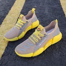 Zapatillas De deporte zapatillas De correr sin mangas para hombre... Zapatillas transpirables ultraligeras De Summer Zapatos De Mujer para caminar... Zapato