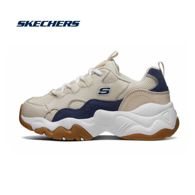 Equipo recuperar dinastía  Skechers zapatos informales transpirables para mujer, zapatillas cómodas  gruesas, calzado Original para caminar, 88888210|Zapatos vulcanizados de  mujer| - AliExpress