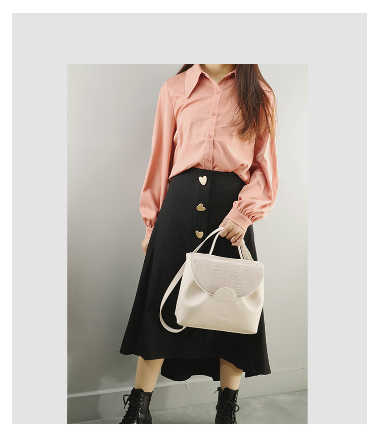 bolsa com alça de ombro para mulheres